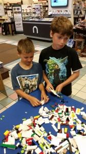 Lego my...erm, Legos.