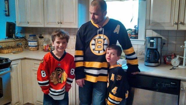 boys in jerseys