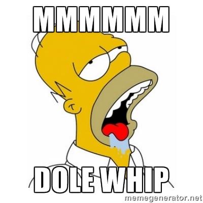mmm dole whip