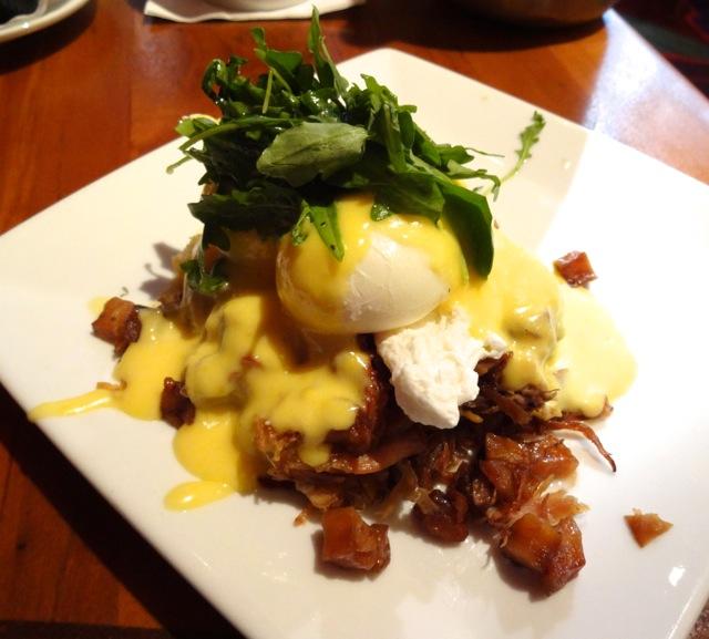 Kona Cafe Breakfast Red Velvet Pancakes February 2013 - 4