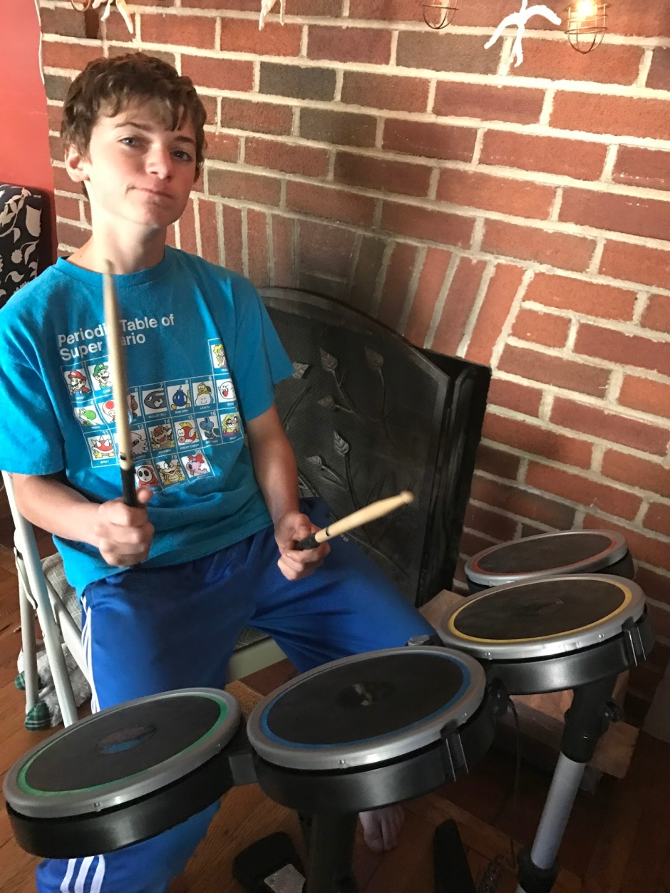 myles drums