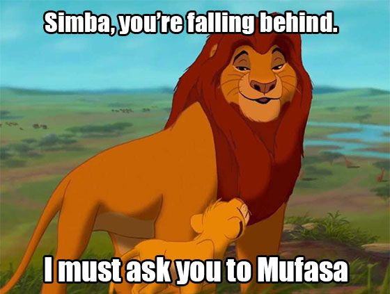 LION KING MEME