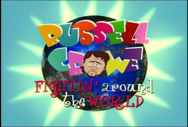 FIGHTIN AROUND THE WORLD