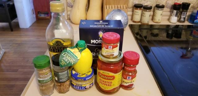 harissa ingredients