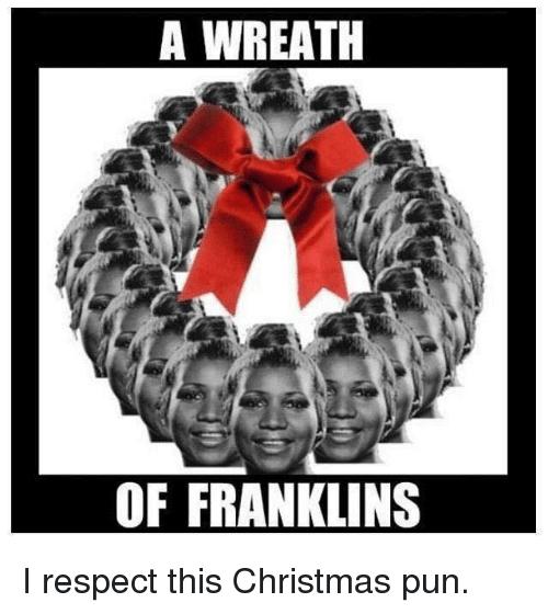 CHRISTMAS PUN 2