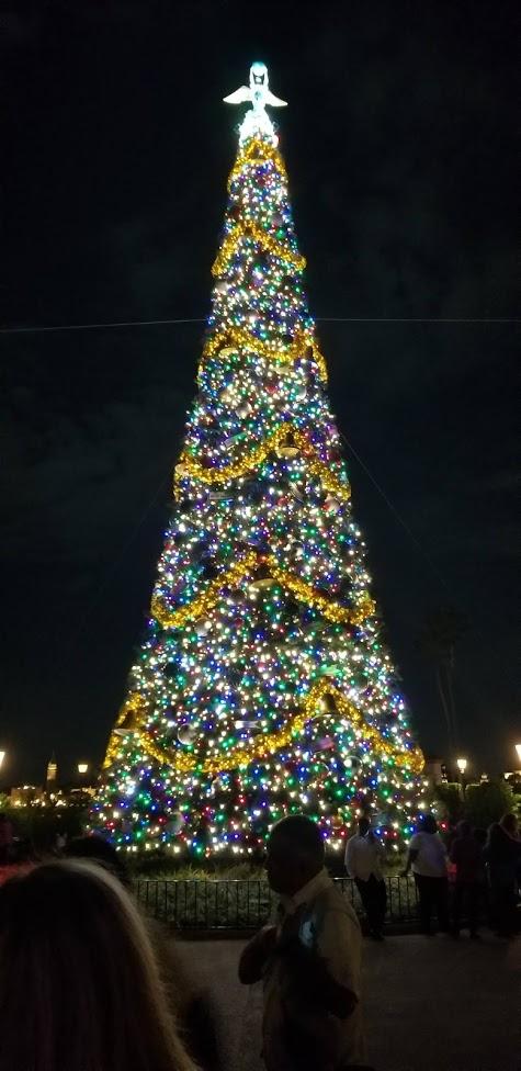 EPCOT TREE 2
