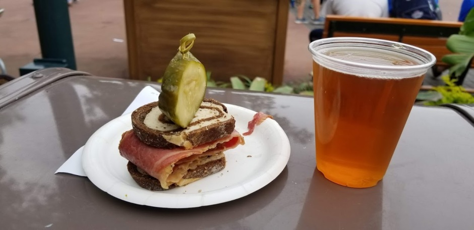 PASTRAMI AND BEER