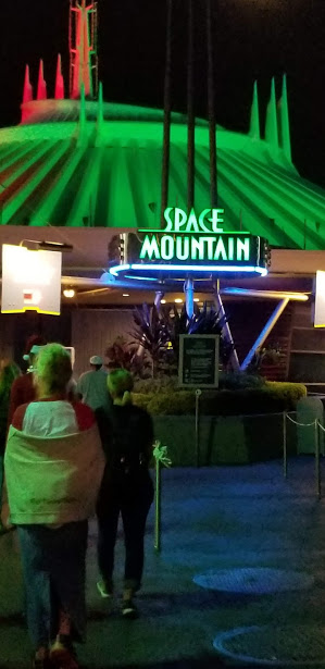 SPACE MOUNTAIN DAY 10 2018