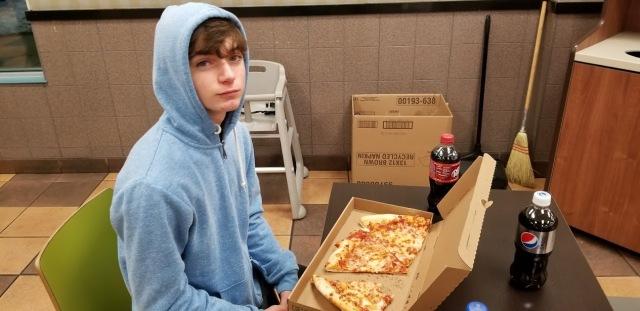 MYLES PIZZA