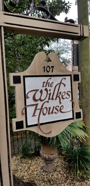 WILKES SIGN