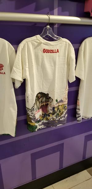 godzilla shirt day 11 2018