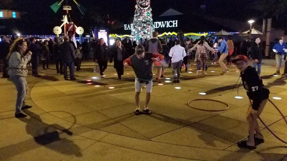 hula hoop 2 day 12 2018