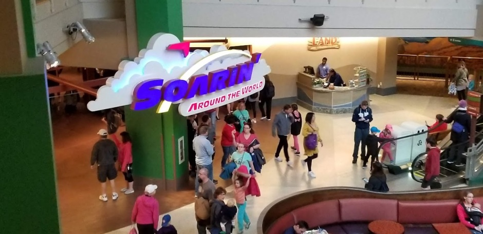 soarin 1 day 14 2018