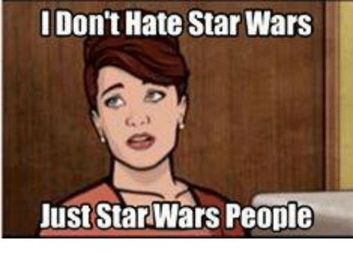 HATE STAR WARS GE 3-19