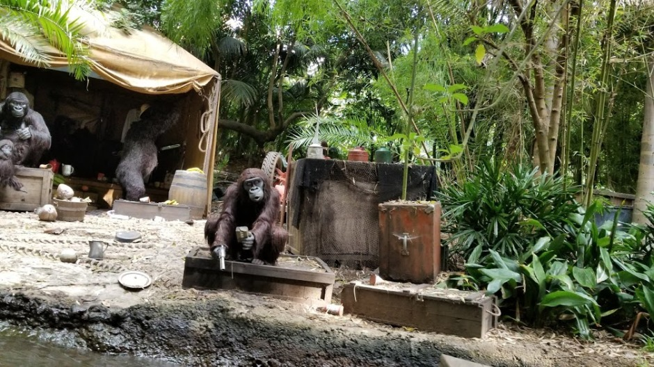JUNGLE CRUISE 4 SOLO TRIP 3-19