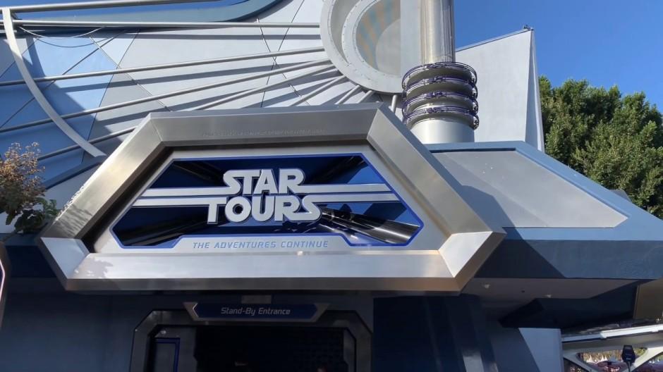 STAR TOURS DAY 11 CA TRIP PRE TRIP