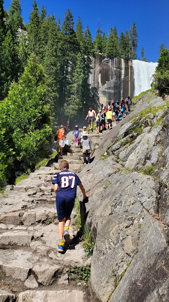 MIST TRAIL 11 DAY 5 CA 2019