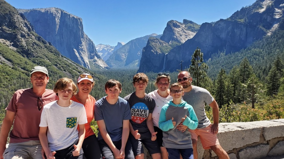 TUNNEL VIEW 5 DAY 6 CA 2019