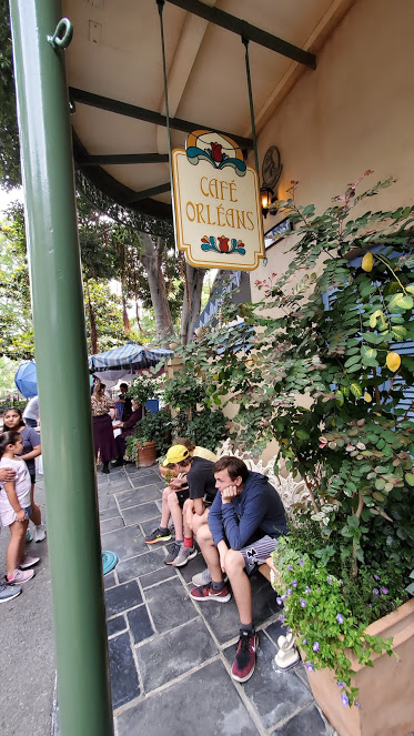 CAFE ORLEANS 1 DAY 11 CA 2019