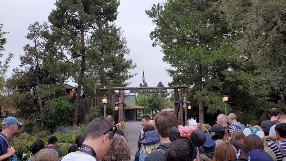 FRONTIERLAND LINE DAY 11 CA 2019