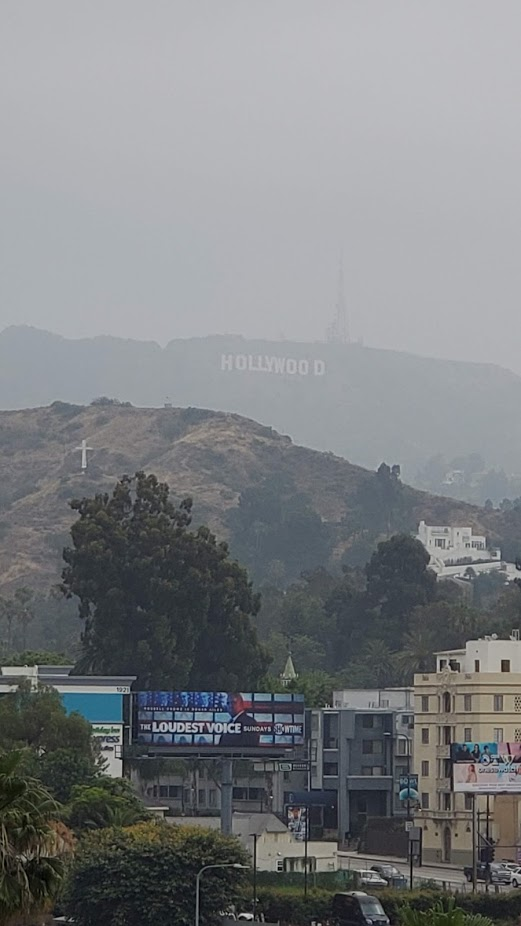 HOLLYWOOD SIGN 2 DAY 10 CA 2019