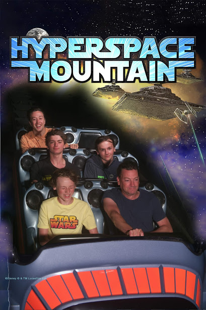 HYPERSPACE MOUNTAIN 4 DAY 11 CA 2019