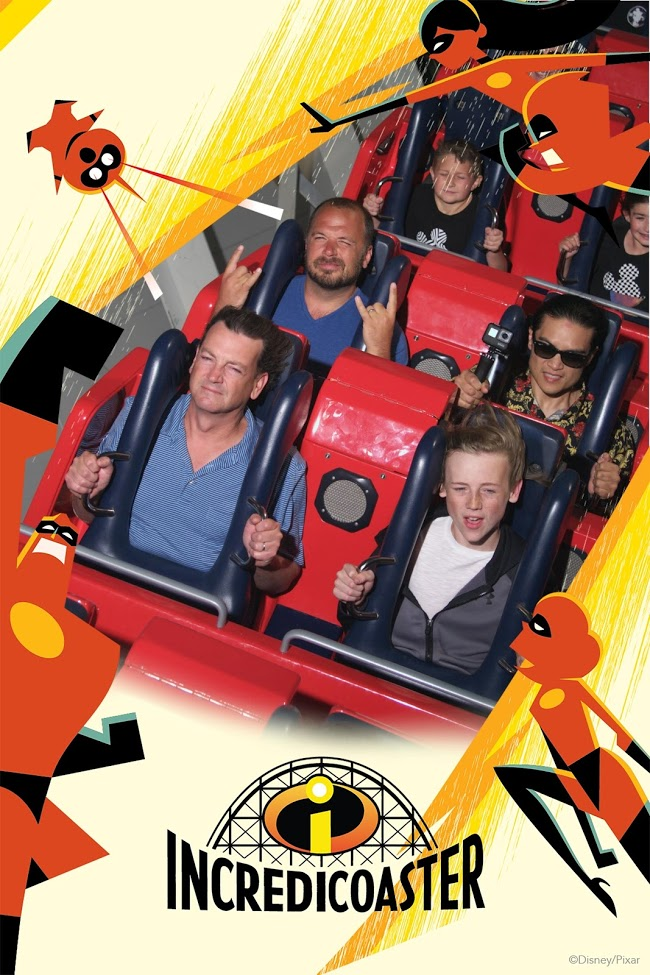 INCREDICOASTER 3 DAY 12 CA 2019