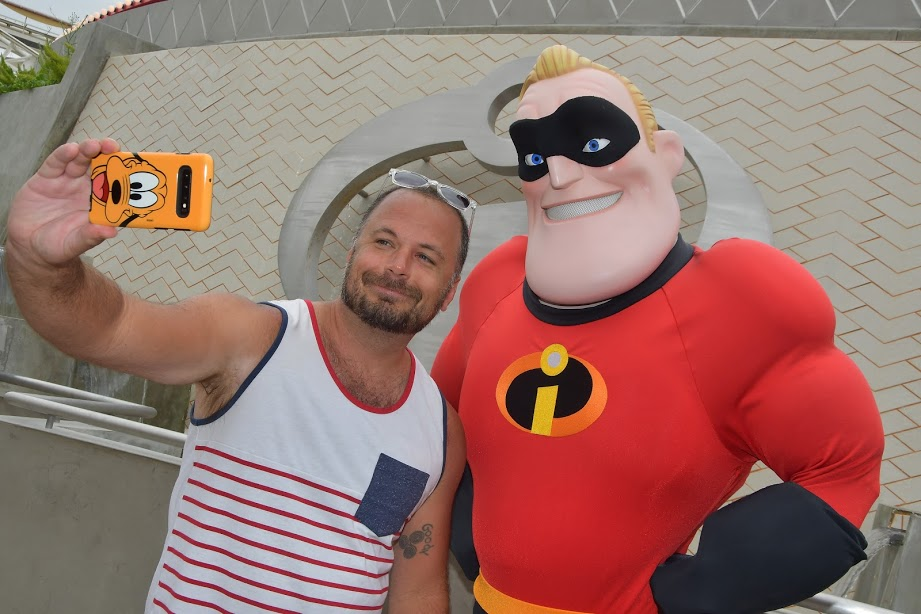 MR INCREDIBLE 2 DAY 12 CA 2019