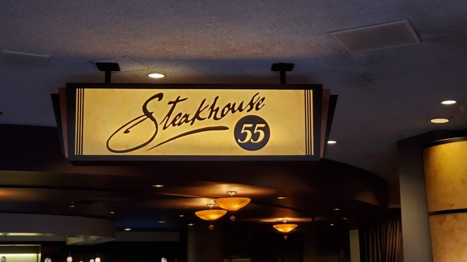 STEAKHOUSE 55 1 DAY 10 CA 2019
