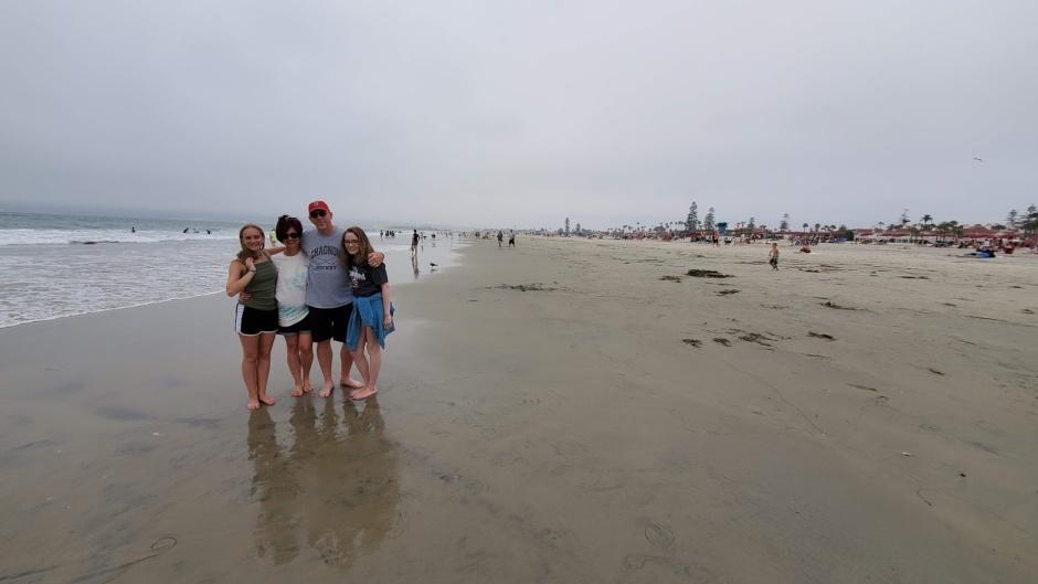 BEACH 2 DAY 17 CA TRIP 2019