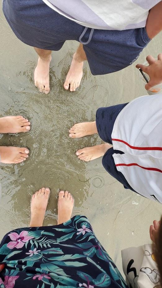 BEACH 5 DAY 17 CA TRIP 2019