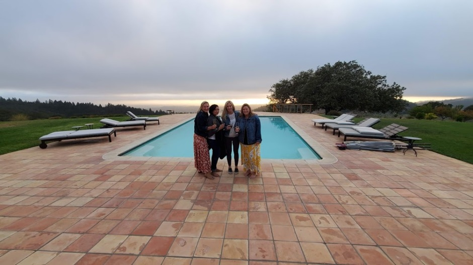 THE GIRLS 2 NAPA TRIP 2019 DAY 1