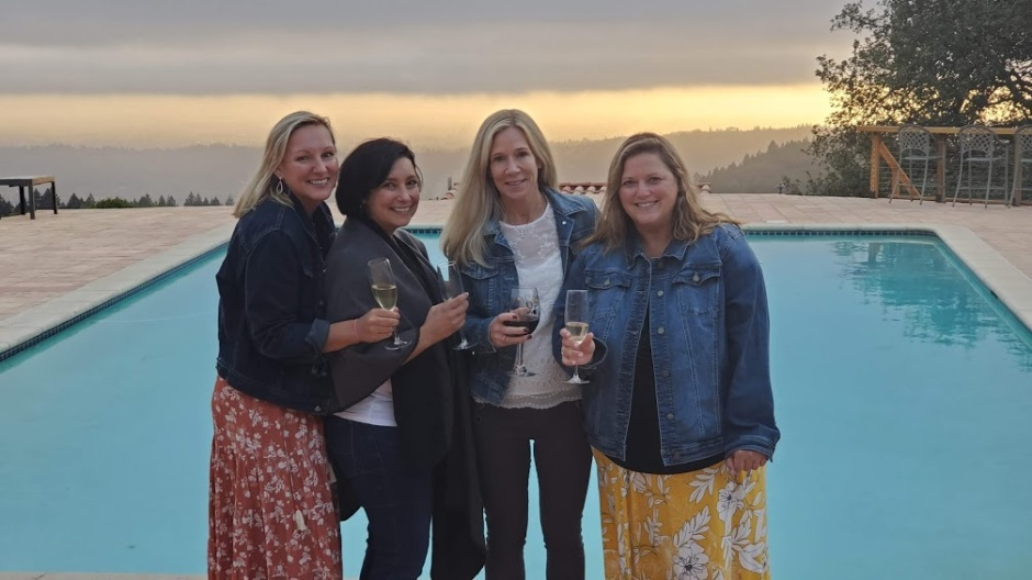 THE GIRLS NAPA TRIP 2019 DAY 1