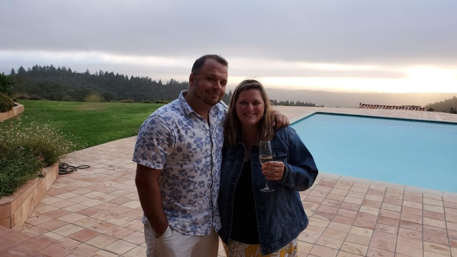 WAYNE AND NICKIE 1 NAPA TRIP 2019 DAY 1