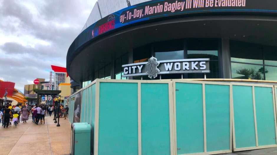 CITY WORKS 1 COMING IN 2020 JAN 2020