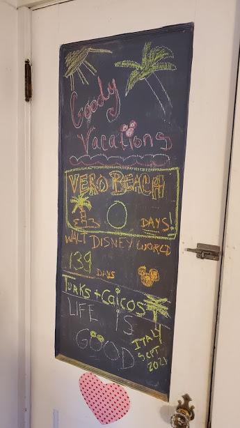 COUNTDOWN 1 DAY 1 VERO BEACH FEB 2020