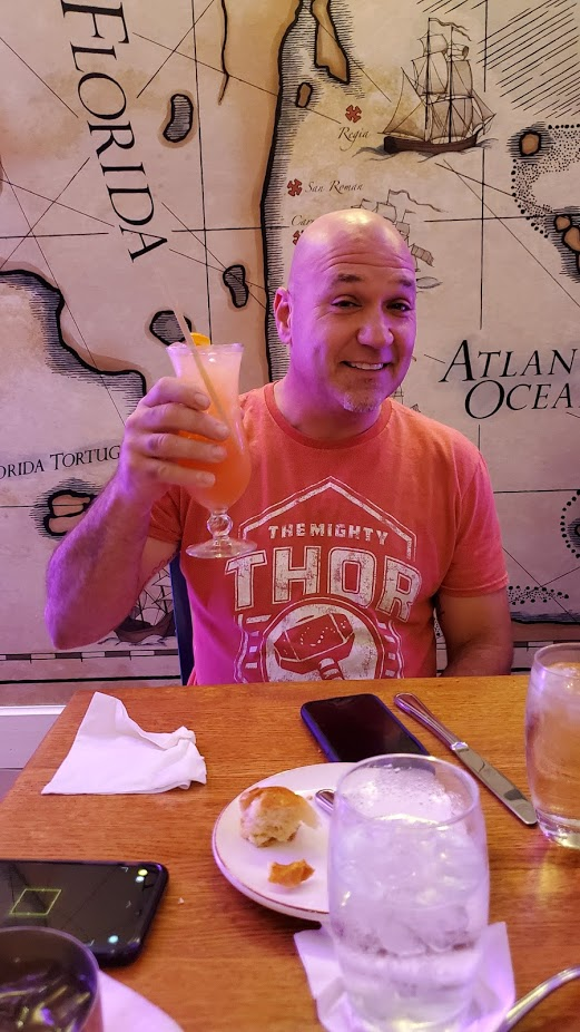 JEFF DRINK 1 VERO BEACH DAY 2 FEB 2020