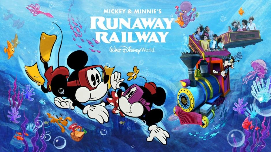 RUNAWAY RAILWAY 1 COMING IN 2020 JAN 2020