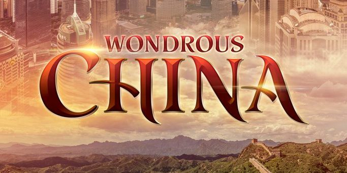 WONDROUS CHINA 1 COMING IN 2020 JAN 2020