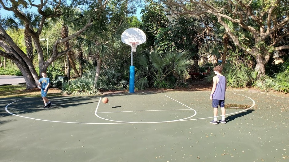 BASKETBALL 2 VERO BEACH DAY 5 FEB 2020