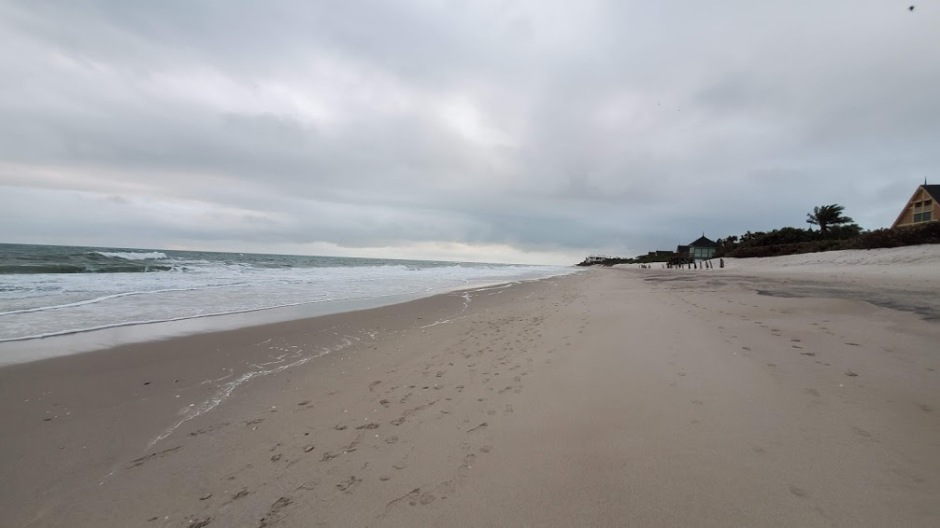 BEACH WALK 1 VERO BEACH DAY 3 FEB 2020