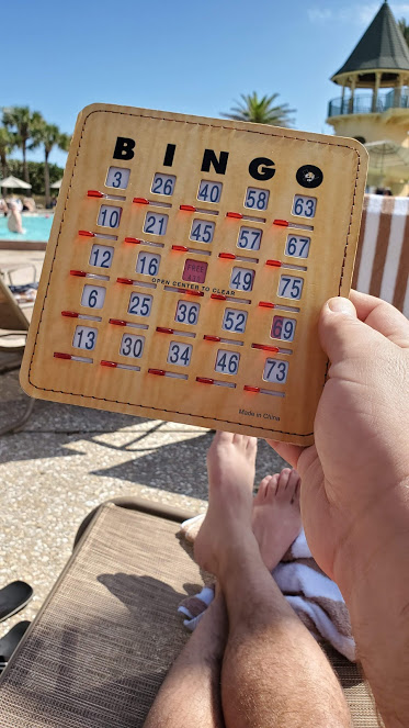 BINGO 1 VERO BEACH DAY 5 FEB 2020