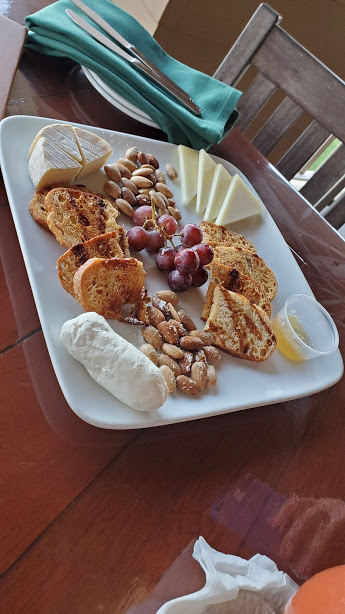 CHEESE PLATE 1 VERO BEACH DAY 5 FEB 2020