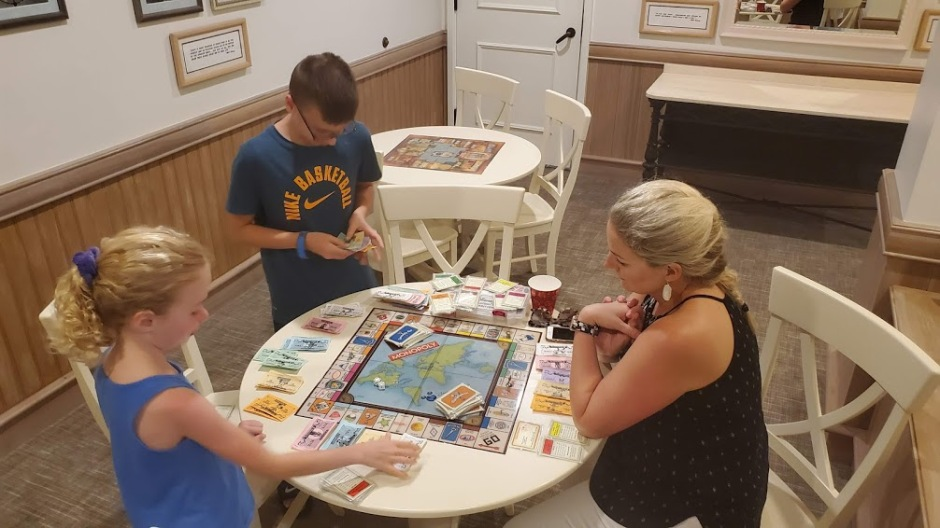MONOPOLY 1 VERO BEACH DAY 5 FEB 2020