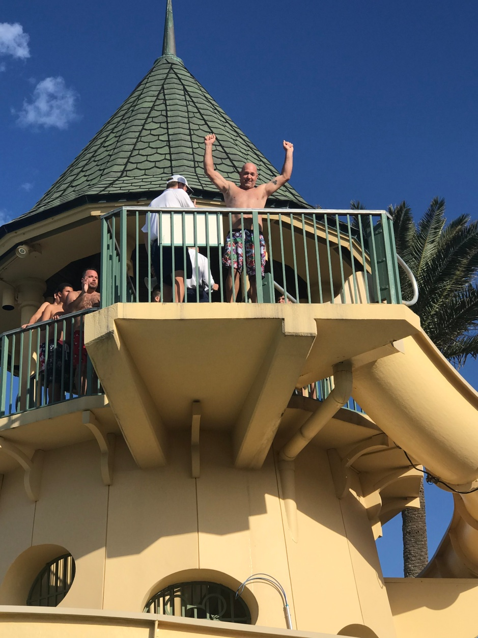 WATER SLIDE RACE 1 VERO BEACH DAY 4 FEB 2020