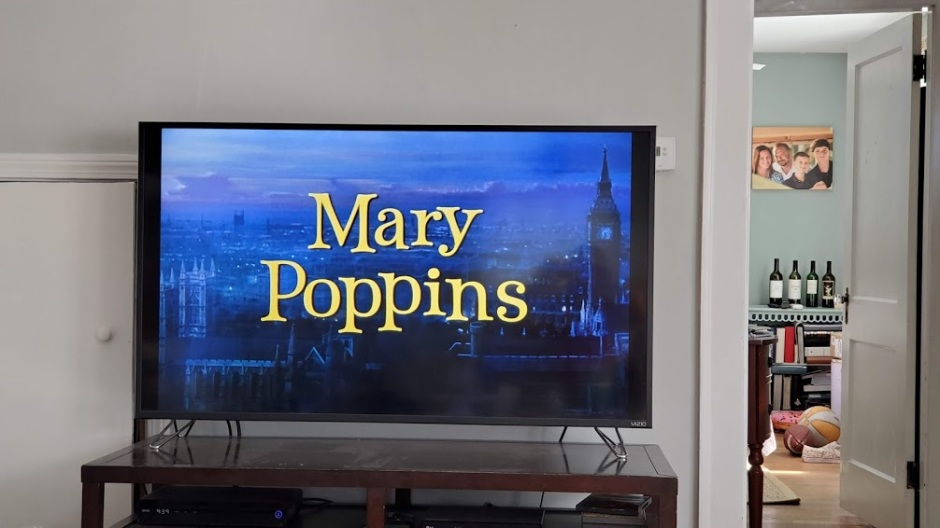 MARY POPPINS 1 MOTHERS DAY MAY 2020